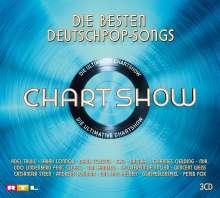 Die ultimative Chartshow: Die besten Deutschpop-Songs, 3 CDs