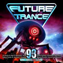 Future Trance 93, 3 CDs