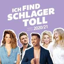 Ich find Schlager toll: Herbst/Winter 2020/21, 2 CDs