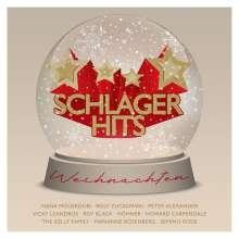 Schlagerhits Weihnachten, CD