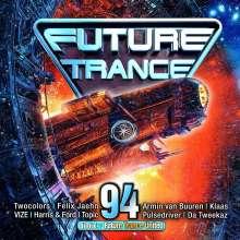 Future Trance 94, 3 CDs