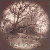 Blues Came To Georgia, CD