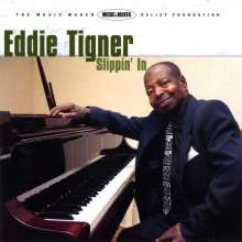 Eddie Tigner: Slippin' In, CD
