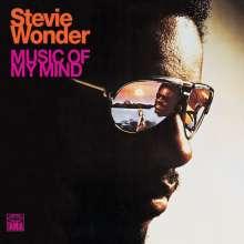 Stevie Wonder (geb. 1950): Music Of My Mind, CD