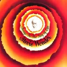 Stevie Wonder (geb. 1950): Songs In The Key Of Life, 2 CDs