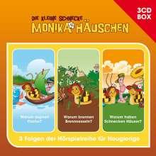 Monika Häuschen - 3-CD Hörspielbox Vol.5, 3 CDs