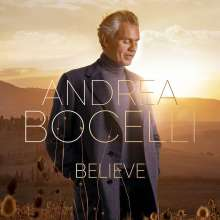 Andrea Bocelli - Believe, CD