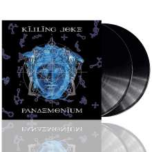 Killing Joke: Pandemonium (Reissue), 2 LPs