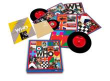 "The Who: Who (Limited Edition) (6 x 7"" + CD), 6 Singles 7"" und 1 CD"