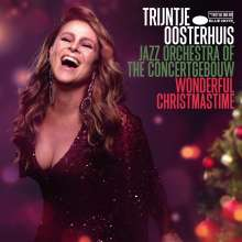 Trijntje Oosterhuis & Jazz Orchestra Of The Conce: Wonderful Christmastime (180g) (Limited Numbered Edition) (Gold Vinyl), LP