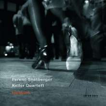 "Ferenc Snetberger (geb. 1957): Gitarrenkonzert ""In Memory of my People"" (arrangiert für Gitarre & Streichquartett), CD"