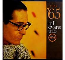 Bill Evans (Piano) (1929-1980): Trio 65 (Acoustic Sounds) (180g), LP