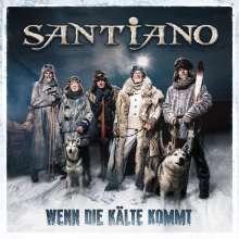 Santiano: Wenn die Kälte kommt, CD