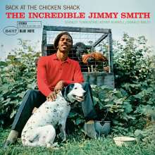 Jimmy Smith (Organ) (1928-2005): Back At The Chicken Shack (180g), LP