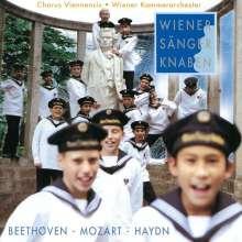 Wiener Sängerknaben - Geistliche Musik, CD
