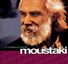 Georges Moustaki: Un Meteque En Liberte - Best Of Georges Moustaki, CD
