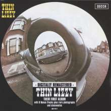 Thin Lizzy: Thin Lizzy (Remastered & Expanded), CD