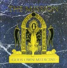 The Mission: God's Own Medicine, CD