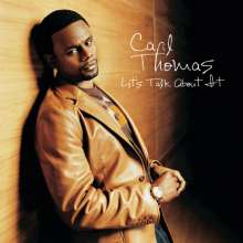 Carl Thomas: Let's Talk About It, CD