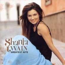 Shania Twain: Greatest Hits, CD