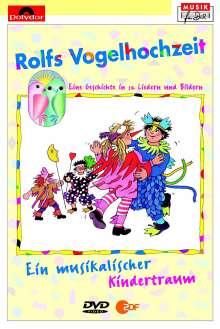 Sing mit uns ... Rolfs Vogelhochzeit, DVD