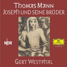 Mann,Thomas:Joseph und seine Brüder, 30 CDs