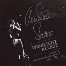 Christina Stürmer: Wirklich Alles!: Live in der Wiener Stadthalle 2004, 2 CDs