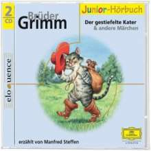 Grimms Märchen 2, 2 CDs