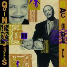 Quincy Jones (geb. 1933): Back On The Block, CD