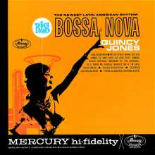 Quincy Jones (geb. 1933): Big Band Bossa Nova, CD