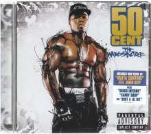 50 Cent: The Massacre (New Version) (Explicit), CD