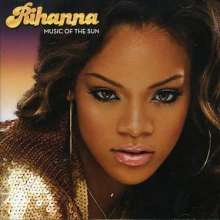 Rihanna: Music Of The Sun, CD