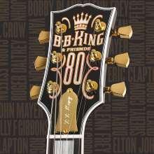 B.B. King: B.B.King & Friends: 80, CD