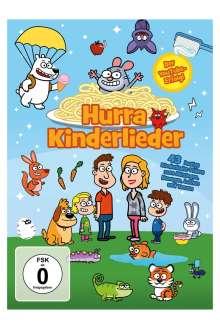 Hurra Kinderlieder - Die DVD, DVD