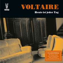 Voltaire: Heute ist jeder Tag (Extended Edition), CD