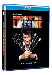 Ron (Ronnie) Wood: Somebody Up There Likes Me, Blu-ray Disc