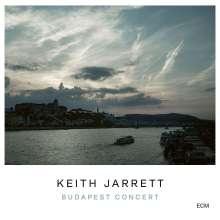 Keith Jarrett (geb. 1945): Budapest Concert, 2 CDs
