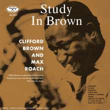 Clifford Brown & Max Roach: Study In Brown (Acoustic Sounds) (180g), LP