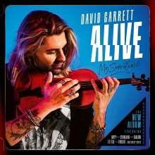 David Garrett (geb. 1980): Alive - My Soundtrack, CD