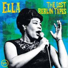 Ella Fitzgerald (1917-1996): The Lost Berlin Tapes, CD