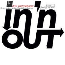 Joe Henderson (1937-2001): In 'N Out (180g), LP