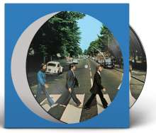 The Beatles: Abbey Road - 50th Anniversary (180g) (Limited Edition) (Picture Disc), LP