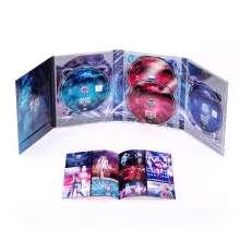 Helene Fischer: Die Stadion-Tour Live (Limitierte Fan-Edition), 2 CDs, 1 DVD und 1 Blu-ray Disc