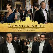 Filmmusik: Downton Abbey, CD