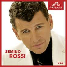 Semino Rossi: Electrola... Das ist Musik!, 3 CDs