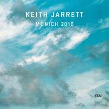 Keith Jarrett (geb. 1945): Munich 2016, 2 LPs
