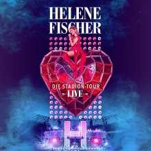 Helene Fischer: Die Stadion-Tour Live, 2 CDs