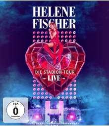Helene Fischer: Die Stadion-Tour Live, Blu-ray Disc