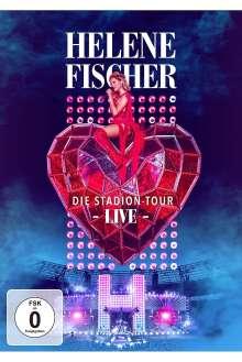 Helene Fischer: Die Stadion-Tour Live, DVD