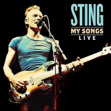 Sting: My Songs Live, 2 LPs